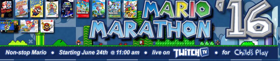 mario marathon